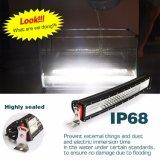 Nueva alta potencia 384W de cuatro hileras 22 pulgadas LED Offroad combinado de la barra de luz, la conducción al por mayor de 4 filas Barra de luces LED COCHE