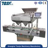 Машинное оборудование фармацевтического изготавливания Tj-16 электронное подсчитывая линии сборки пилек