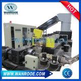 Двойной этапе PE PP полимерная пленка линия по производству окатышей/ Пелле бумагоделательной машины