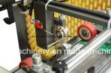 Fenêtre soluble d'eau automatique pour le cinéma de la machine de contrecollage couverts de la fenêtre Boîte d'emballage
