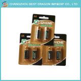 Pilha AA alcalina 1,5V/LR6 para controle remoto de pilhas secas, TV, relógios de parede