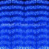 Luzes de projeto Cachoeira de iluminação de Fibra Óptica Luz Cortina