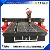 maquinaria de Woodworking de madeira do indicador da porta de 1300X2500mm