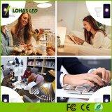 5W GU10 Smart WiFi controle Vioce luz branca regulável (2000K-6500K) Lâmpada inteligente
