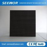 Bonne qualité P6mm affichage LED pour l'intérieur de l'écran Installation fixe l'application