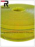 물 Irrigatinon를 위한 다채로운 PVC 놓 편평한 호스