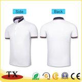 スポーツはポロシャツを広告するための衣類の男女兼用のTシャツを換気する