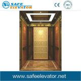 ホテルGearless小さい機械部屋の乗客の上昇かエレベーター