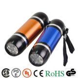 Venta caliente linterna LED recargable de alta potencia Linterna