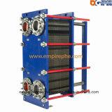 회전 선반과 압출기 기계 냉각에 있는 격판덮개와 틈막이 적 격판덮개 열교환기