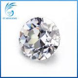 Популярные раунда 8.0mm 2 cts старой европейской вырезать Moissanite Diamond для Золотого Кольца