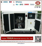 super Stille Diesel 10kw/12.5kVA Denyo Generator met fawde-Xichai motor-20170912e