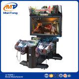 Macchine a gettoni del gioco della pistola m. della macchina della galleria del simulatore della pistola della fucilazione video
