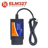 Nuevamente Elm327 viruta de diagnóstico CH340 del explorador del USB Obdii del olmo del USB V1.5 del estándar lo más tarde posible de la exploración del olmo en PC profesional 327 de la herramienta