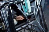 El papel de alta velocidad Biodergradable cucharas alimentos/ máquina de hacer caja