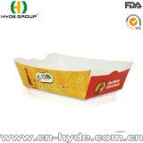 Takeout Wegwerfpapierverpacken- der Lebensmittelkasten