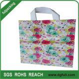 Boucle souple en plastique imprimé personnalisé La main des sacs-cadeaux, vierge 100 % couleur PEHD Polybag