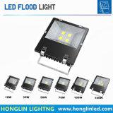 Im Freien 10W30W50W70W100W150W200W IP65 LED Flutlicht der heißen Verkaufs-