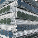 труба материальной спецификации трубы лесов 48.3mm горячая окунутая гальванизированная стальная