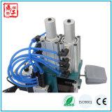 Macchinario di spogliatura semiautomatico dello strumento del cavo di collegare dell'operatore della mano