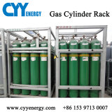 沖合いの酸素窒素のアルゴンの二酸化炭素シリンダーラック