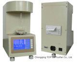 Anillo de platino de aceite de método de la Tensión Superficial aparato de prueba (ES-800)