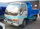 JAC 3-5t 가벼운 팁 주는 사람 트럭 모래 덤프 트럭