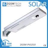 2016 prix d'usine lumière solaire 10W à LED de lumière solaire de jardin