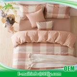 Het roze Katoenen van het Katoenen Huis van de Controle Luxueuze Blad van het Bed