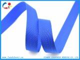 """7/8 """" مصنع مباشر إمداد تموين زرقاء نيلون بوليستر شريط منسوج"""