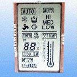 Alfanumerieke die LCD Comités voor Airconditioners worden gebruikt