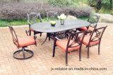 Hochwertiger PC 7. Speisen der gesetzten Möbel für Garten