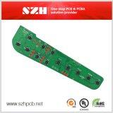 Slim Bidet Fr4 2 Lagen van PCB PCBA van HASL