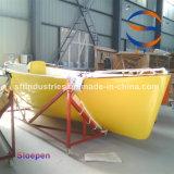 de Boot van de Snelheid van de Boot Sloepen van 5.75m die in China wordt gemaakt