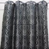 Salle de séjour de conception classique de gros de tissu de rideau de 150cm