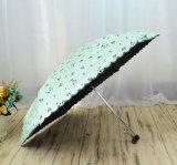 Mini poche 5 de mode neuve de la qualité 2017 fois Sun et parapluie de pluie
