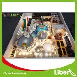 Parque de trampolim para interior personalizado Builder