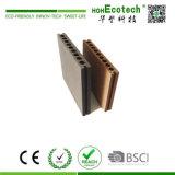 Decking de madeira artificial certificado Ce/ISO/SGS da prova composta ao ar livre da água do assoalho do Decking