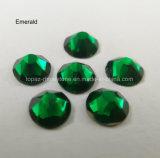 5A Emerald SS20 Verre cristal strass Rhinestone Crystal Accessoires du vêtement (ER-16)
