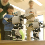 Robot educativo di stampa 3D dell'OEM DIY del giocattolo all'ingrosso del capretto