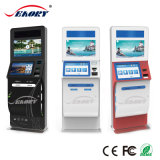 Touch All in One Kiosk Wall Self-service Payment Kiosk with Passport Reader