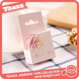 Acrílico de alta temperatura papel washi cinta adhesiva decorativa