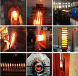 El equipo de calentamiento por inducción para forjar el acero Barra redonda