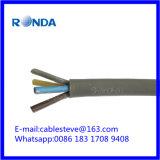 3 sqmm кабельной проводки 1.5 сердечника гибких электрических