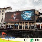 Flexibles farbenreiches Bekanntmachen Großbild, LED-Panel, LED-Bildschirmanzeigen