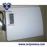 40Wは携帯電話GSM CDMA 3G 4glte WiFi GPSのシグナルの妨害機を防水する(電池で構築されると)