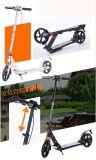 大人のためのハンドブレーキが付いているFoldable 2車輪の蹴りのスクーター