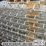 Estrazione mineraria antiruggine di alto tensionamento 304 che supporta maglia tessuta