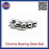 Elevada dureza sólida Esfera del cojinete de bolas de acero cromado