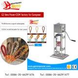 5L de aço inoxidável de venda quente elétrica Churros máquina de fazer Churros Maker